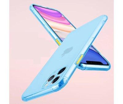 ShieldCase® ShieldCase gekleurde Shock case iPhone 11 (blauw)