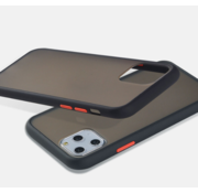 ShieldCase® Verharde bumper case iPhone 11 Pro (zwart)