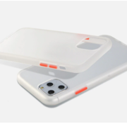 ShieldCase® Verharde bumper case iPhone 11 Pro (wit)