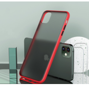 ShieldCase® Verharde bumper case iPhone 11 (rood)