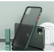 ShieldCase® Verharde bumper case iPhone 11 (donkergroen)