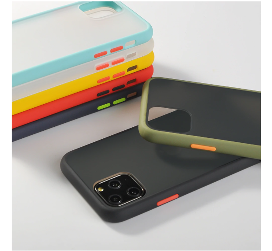 ShieldCase verharde bumper case iPhone 11 (donkergroen)