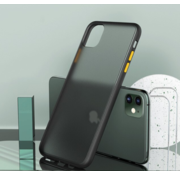 ShieldCase® Verharde bumper case iPhone 11 (zwart)