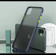 ShieldCase® Verharde bumper case iPhone 11 (blauw)