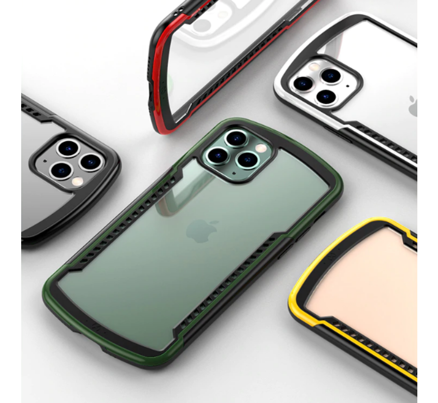 ShieldCase schokbestendig hoesje iPhone 11 Pro (groen)