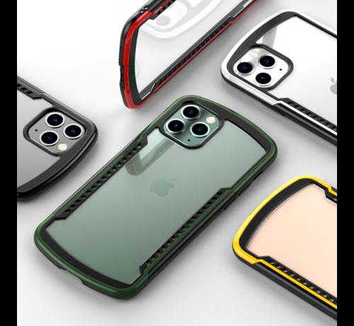 ShieldCase ShieldCase schokbestendig hoesje iPhone 11 Pro Max (geel)