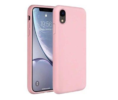 ShieldCase® Shieldcase Silicone case iPhone Xr (roze)