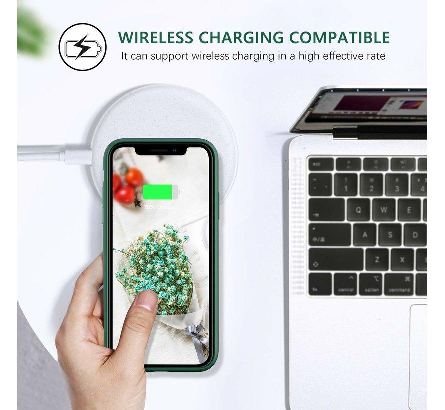 ShieldCase Silicone case iPhone Xr (groen)