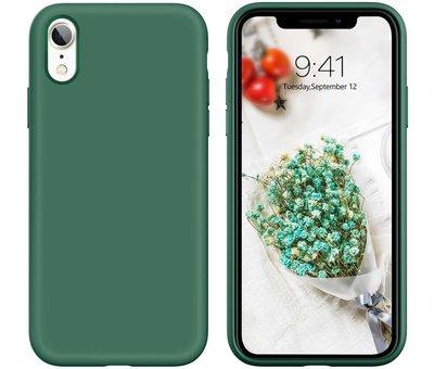 ShieldCase ShieldCase Silicone case iPhone Xr (groen)