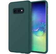 ShieldCase® Silicone case Samsung Galaxy S10e (groen)