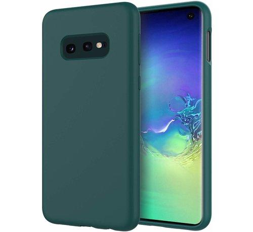ShieldCase Shieldcase Silicone case Samsung Galaxy S10e (groen)