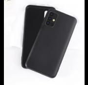 ShieldCase Silicone case Samsung Galaxy A71 (zwart)