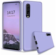 ShieldCase Silicone case Samsung Galaxy A50 (paars)