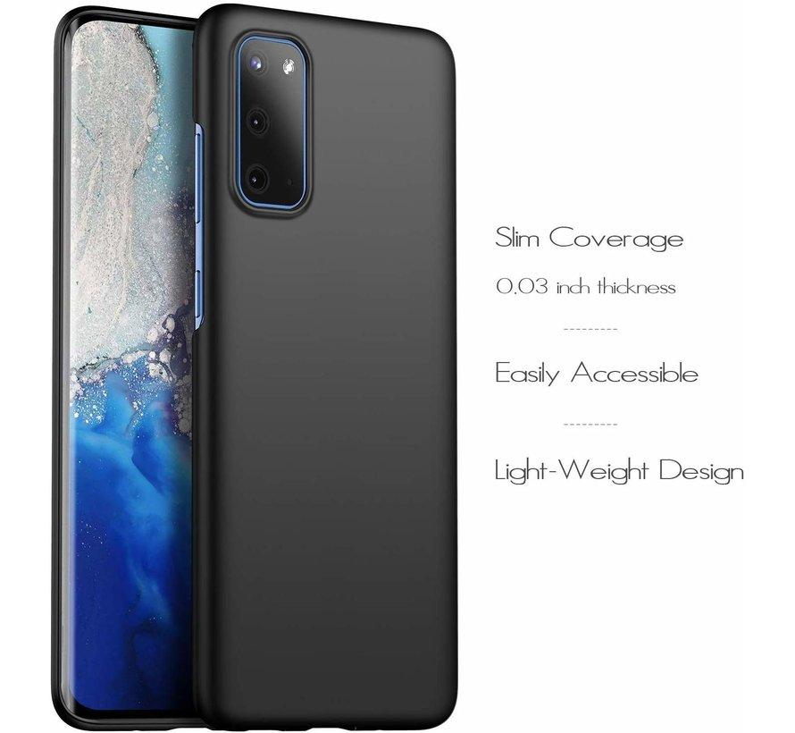 Shieldcase Slim case Samsung Galaxy S20  (zwart)