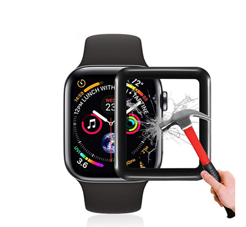 Glazen screen protector Apple Watch