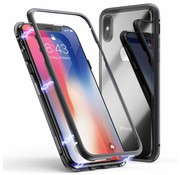 ShieldCase® Magnetisch tempered glass hoesje iPhone X / Xs