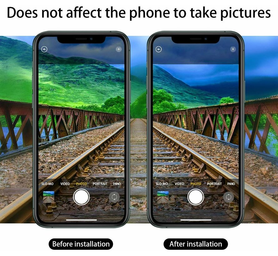 ShieldCase iPhone 11 Pro Max camera lens protector