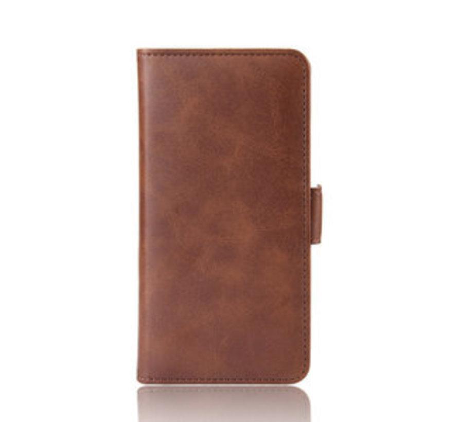ShieldCase Leren Bookcase iPhone 11 (bruin)