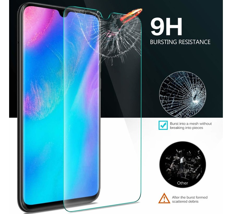 ShieldCase Huawei P30 Lite Tempered Glass Screen protector