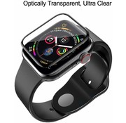 Tempered Glass Screenprotector Apple Watch