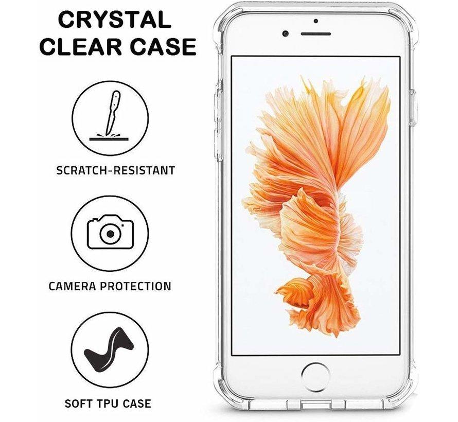 ShieldCase Doorzichtig shock hoesje iPhone 8 / 7