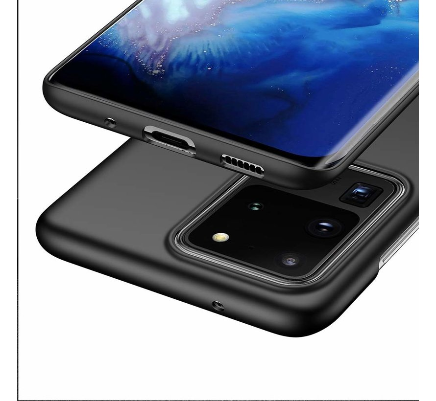 Shieldcase Slim case Samsung Galaxy S20 Ultra (zwart)