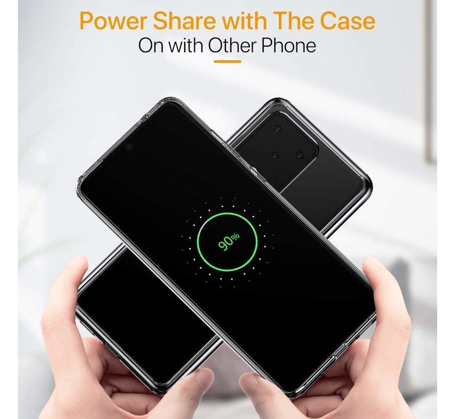 Shieldcase Slim case Samsung Galaxy S20 Ultra transparant silicone