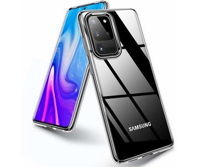 ShieldCase Shieldcase Slim case Samsung Galaxy S20 Ultra transparant silicone