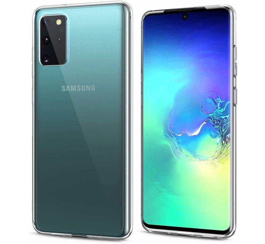 Shieldcase Samsung Galaxy S20 Plus slim case transparant