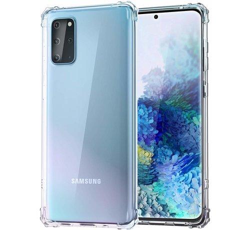 ShieldCase ShieldCase Shock case Samsung  Galaxy S20 Plus (transparant)