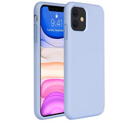 ShieldCase® Silicone case iPhone 11 (paars)