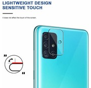 ShieldCase® Camera lens protector Samsung Galaxy A51