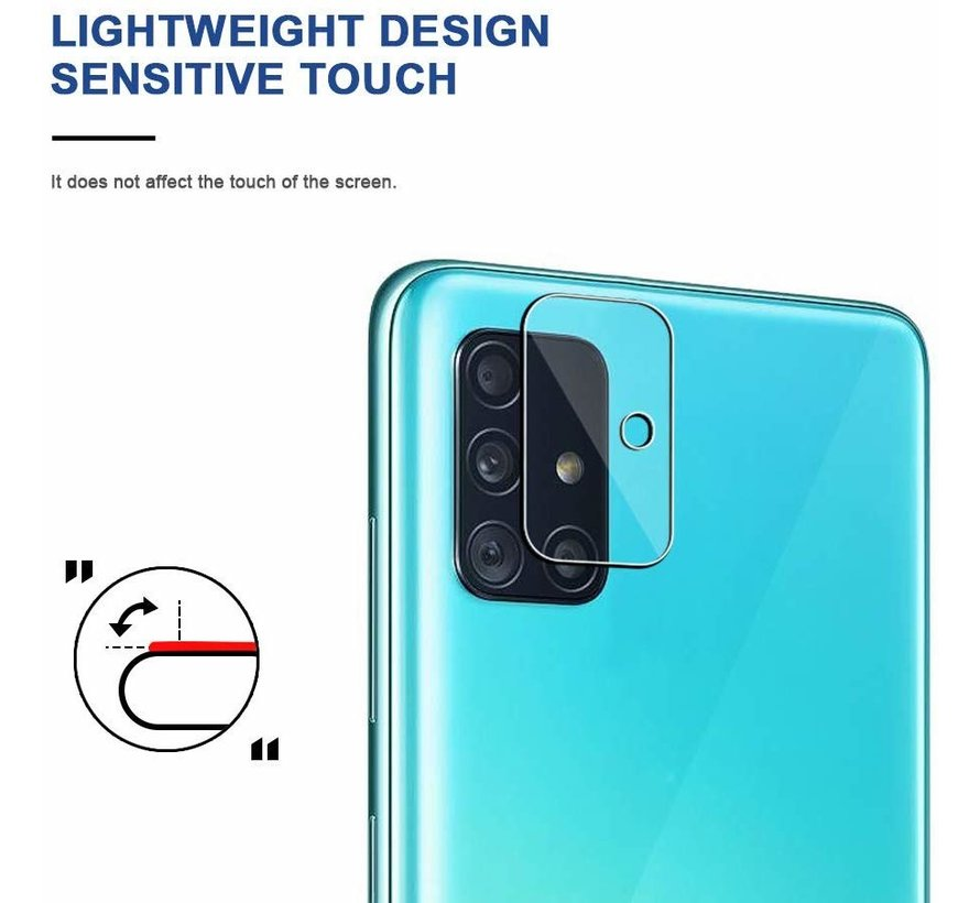 ShieldCase Camera lens protector Samsung Galaxy A51
