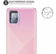 ShieldCase® Camera lens protector Samsung Galaxy A71