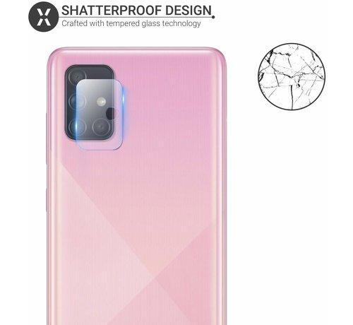 ShieldCase® ShieldCase Camera lens protector Samsung Galaxy A71