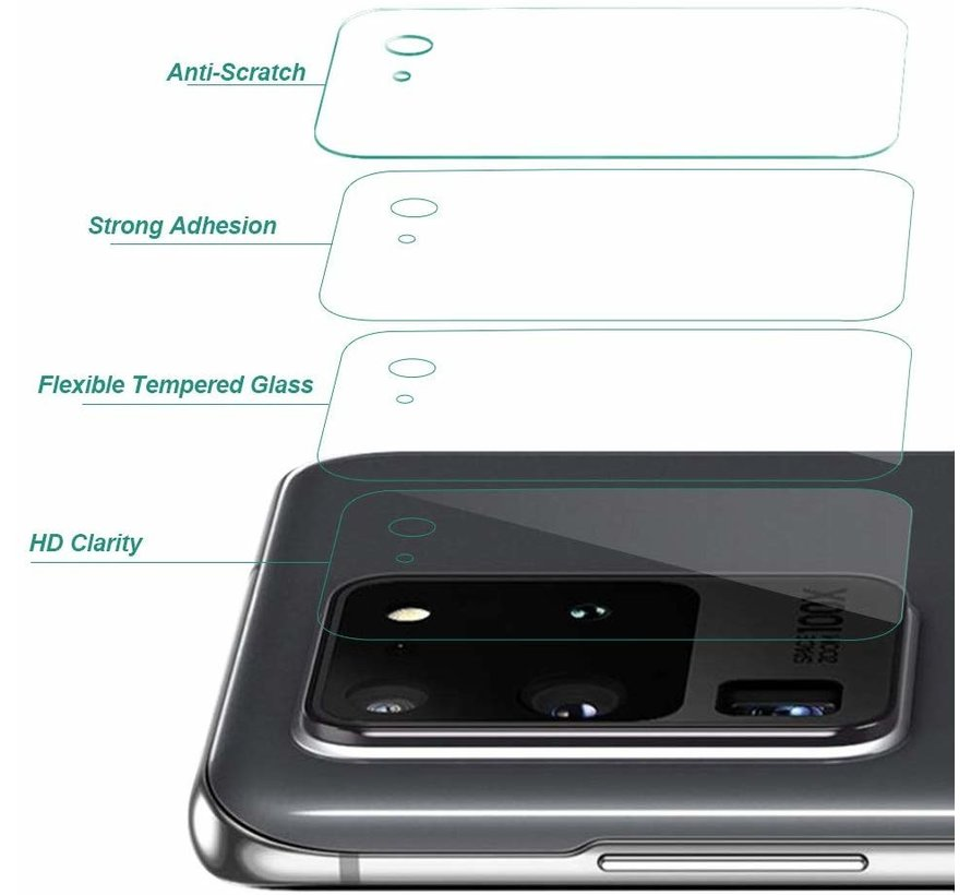 ShieldCase Camera lens protector Samsung Galaxy S20 Ultra