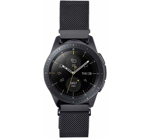 Samsung Galaxy Watch Milanese band (zwart)