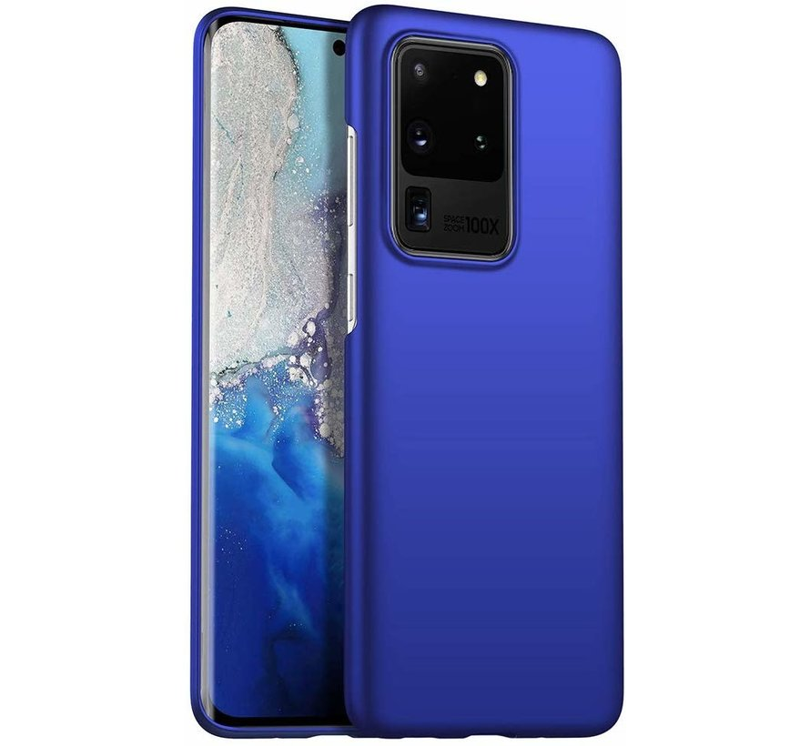 Shieldcase Slim case Samsung Galaxy S20 Ultra (blauw)