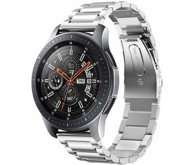 Samsung Galaxy Watch stalen band (zilver)