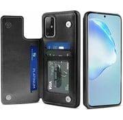 ShieldCase® Wallet Case Samsung Galaxy S20 Plus (zwart)