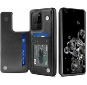 ShieldCase Wallet Case Samsung Galaxy S20 Ultra (zwart)