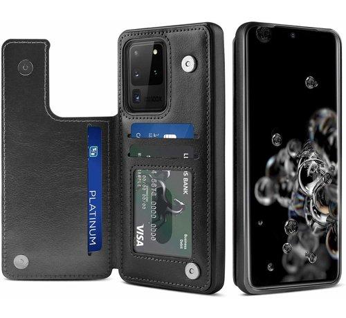ShieldCase ShieldCase Wallet Case Samsung Galaxy S20 Ultra (zwart)