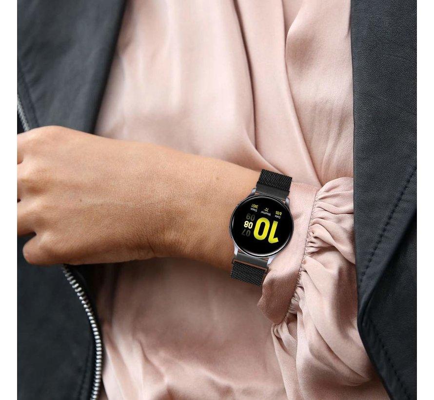 Samsung Gear S3 Milanese band (zwart)