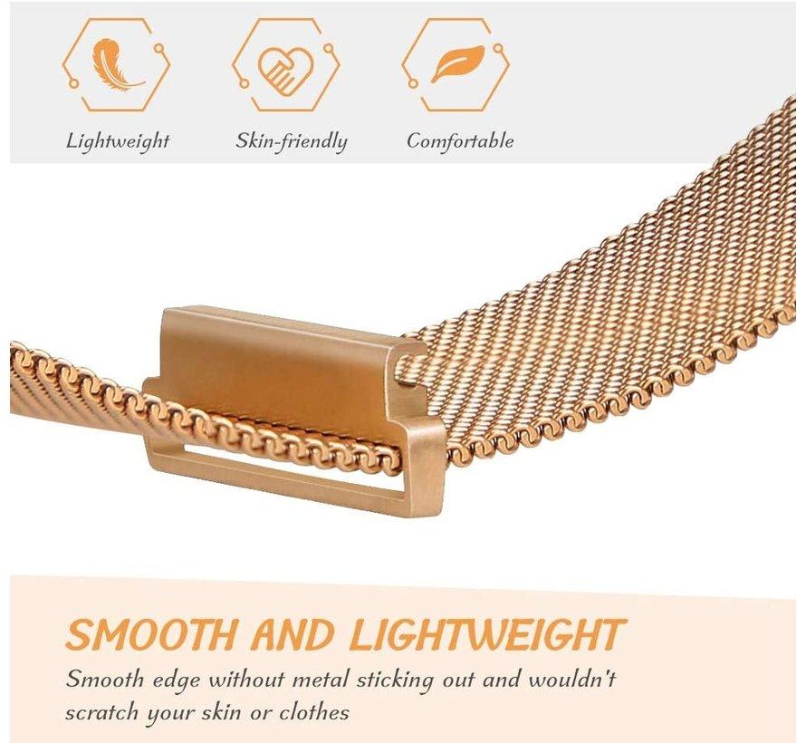 Samsung Gear S3 Milanese band (rosé goud)