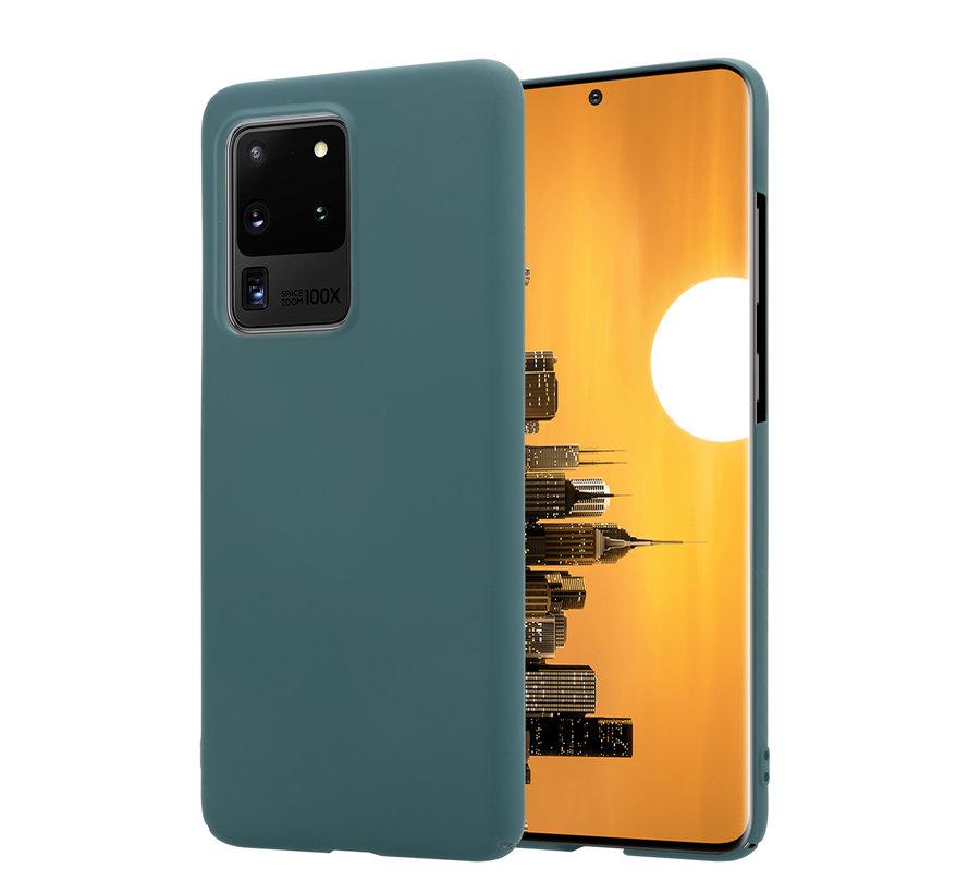 Shieldcase Slim case Samsung Galaxy S20 Ultra (groen)