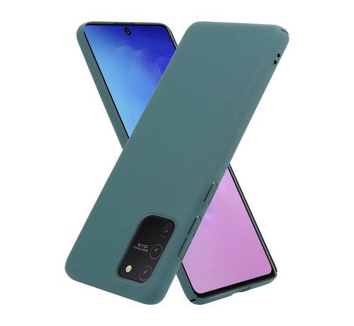 ShieldCase® Shieldcase dun hoesje Samsung Galaxy S10 Lite (groen)