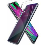 ShieldCase® Ultra dun Samsung A40 hoesje doorzichtig