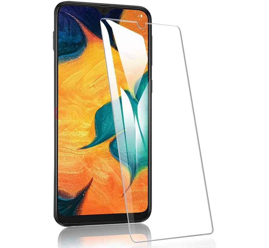 Samsung Galaxy A40 screen protector tempered glass