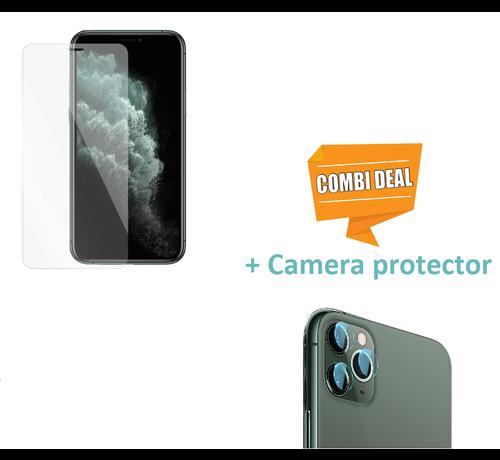 ShieldCase ShieldCase Tempered Glass Screenprotector + camera glass iPhone 11 Pro Max