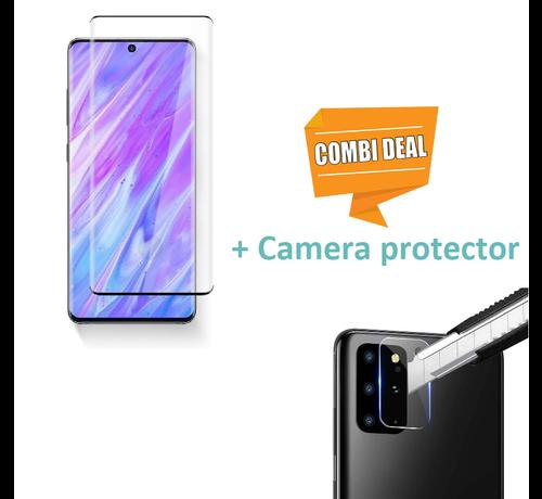 ShieldCase ShieldCase Tempered Glass Screen protector + camera glass Samsung Galaxy A71